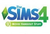 The Sims 4: Movie Hangout Stuff Pack Origin CD Key
