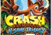 Crash Bandicoot N. Sane Trilogy EU Steam CD Key
