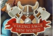 Viking Saga: New World Steam CD Key