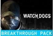 Watch Dogs - Breakthrough Pack DLC EU Uplay CD Key