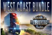 American Truck Simulator West Coast Bundle EU Steam CD Key