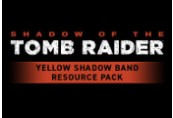 Shadow of the Tomb Raider - Yellow Shadow Band Resource Pack DLC Steam CD Key