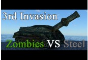 3rd Invasion - Zombies vs. Steel Steam CD Key