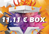 G2play's 11.11 1€ BOX