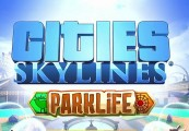 Cities: Skylines - Parklife DLC EU PS4 CD Key