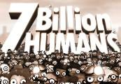7 Billion Humans Steam CD Key