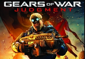Gears of War: Judgment EU Xbox 360 CD Key