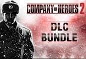 Company of Heroes 2 - 7 DLC Pack Steam CD Key