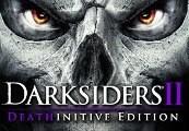 Darksiders II: Deathinitive Edition Steam CD Key
