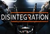 Disintegration BETA Steam CD Key