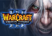 WarCraft 3: Frozen Throne EU Battle.net CD Key