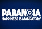 Paranoia: Happiness is Mandatory PRE-ORDER EU Epic Games CD Key