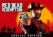 Red Dead Redemption 2 Special Edition US Rockstar Digital Download CD Key