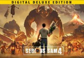 Serious Sam 4 Deluxe Edition Steam Altergift
