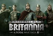 Total War Saga: Thrones of Britannia EU Steam CD Key