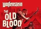 Wolfenstein: The Old Blood Steam CD Key