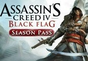 Assassin's Creed IV Black Flag - Season Pass US PS3 CD Key