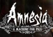 Amnesia: A Machine for Pigs Steam Gift