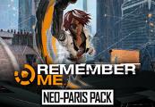 Remember Me Neo Paris Pack PS3