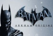 Batman Arkham Origins Steam CD Key