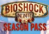 Bioshock Infinite - Season Pass EU Steam CD Key