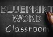 Blueprint Word: Classroom Steam CD Key
