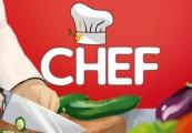 Chef: A Restaurant Tycoon Game Steam CD Key