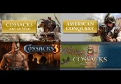 Cossacks and American Conquest Bundle Steam CD Key