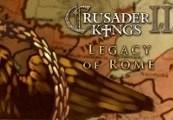 Crusader Kings II - Legacy of Rome DLC Steam CD Key