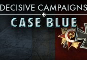 Decisive Campaigns: Case Blue Steam CD Key