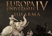 Europa Universalis IV - Dharma Content Pack DLC Steam CD Key