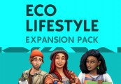 The Sims 4 - Eco Lifestyle DLC PRE-ORDER Origin CD Key