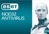 ESET NOD32 Antivirus 3 PC 1 Year