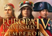 Europa Universalis IV - Emperor DLC Steam CD Key