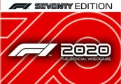 F1 2020 Seventy Edition PRE-ORDER EU Steam CD Key