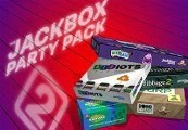 The Jackbox Party Pack 2 EU Steam CD Key