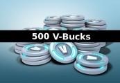 Fortnite 500 V-Bucks EU PS4 CD Key