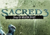 Sacred 3 - Z4ngr13f Weapon Spirit DLC Steam CD Key