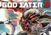 GOD EATER 3 EU Steam CD Key