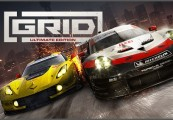 GRID Ultimate Edition Steam CD Key