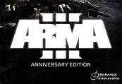 Arma 3: Anniversary Edition EU Steam CD Key