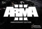 Arma 3: Anniversary Edition RoW Steam CD Key