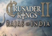 Crusader Kings II - Rajas of India DLC Steam CD Key
