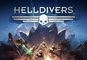 HELLDIVERS FR PS4 CD Key