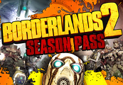 Borderlands 2 - Season Pass US PS3 CD Key