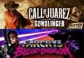 Call of Juarez Gunslinger + Far Cry 3 - Blood Dragon Steam Gift