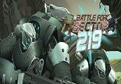 The Battle for Sector 219 Steam CD Key