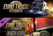 Euro Truck Simulator 2 Gold Bundle EU Steam CD Key