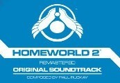 Homeworld 2 Remastered Soundtrack Steam CD Key