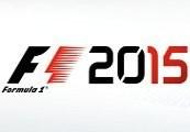 F1 2015 Steam CD Key